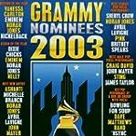 2003 Grammy Nominee Record