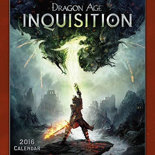 Dragon Age Inquisition 2016 Calendar