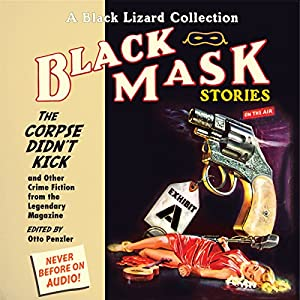 Black Mask 9: The Corpse Didn't Kick Audiobook