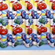 Character World 54-inch Disney Cars Speed Curtains, Multi-Color