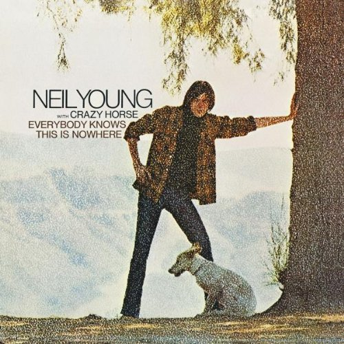 Neil Young With Crazy Horse – Everybody Knows This Is Nowhere (1990) [FLAC]