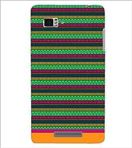 LENNOVO VIBE K910 PATTERN Designer Back Cover Case By PRINTSWAG