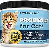 Pet Ultimates Probiotics for Cats, 44 grams