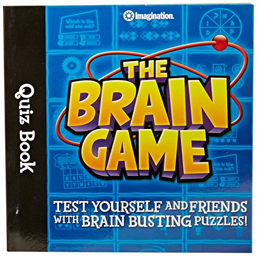 The Brain Game Quiz Book - 1