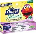 Orajel Baby Naturals Nighttime Teething Gel, 0.33 Ounce