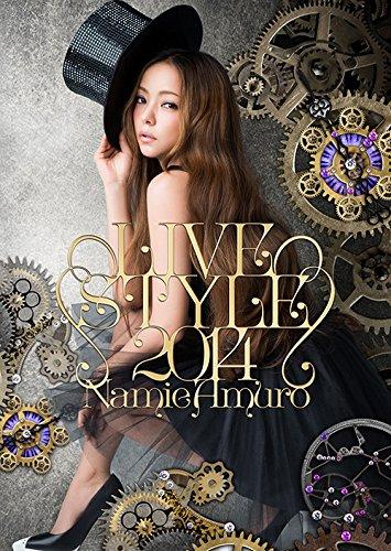 namie amuro LIVE STYLE 2014  (Blu-ray Disc) (豪華盤)