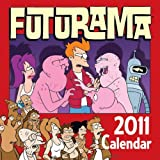 Futurama 2011 Wall Calendarby Matt Groening