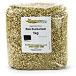 Organic Buckwheat Raw 1kg (Buy Whole...