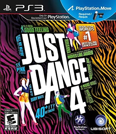 Just Dance 4 - Trilingual
