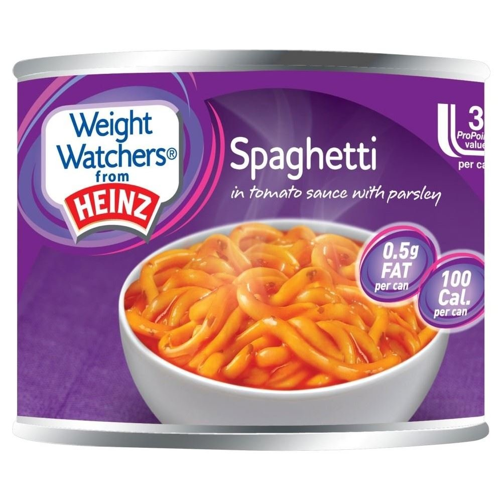 Weight Watchers from Heinz Spaghetti in Tomato Sauce with Parsley (200g) шапка peak performance peak performance trail черный