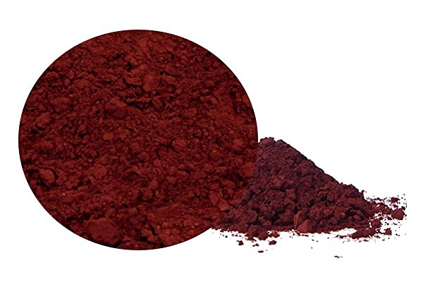 Australian Clay Reef Red Cosmetic Clay Powder (500g)