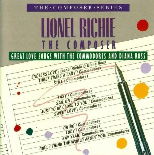 Lionel Richie - Lionel Richie - The Composer: Great Love Songs with the Commodores & Diana Ross - Zortam Music