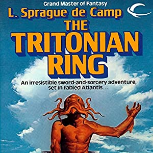 The Tritonian Ring Audiobook