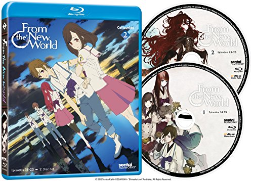 新世界より:コレクション2 北米版 /From the New World: Collection 2 [Blu-ray][Import]