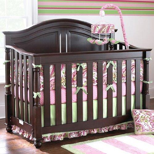 Bedford Baby Bedford Monterey Chocolate Convertible Crib