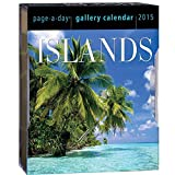 Islands 2015 Gallery Desk Calendar