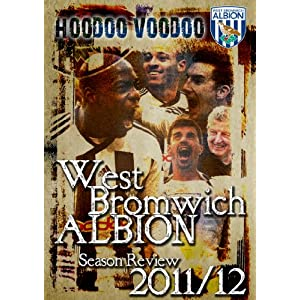 Albion Season Review 2011/12 DVD Cover
