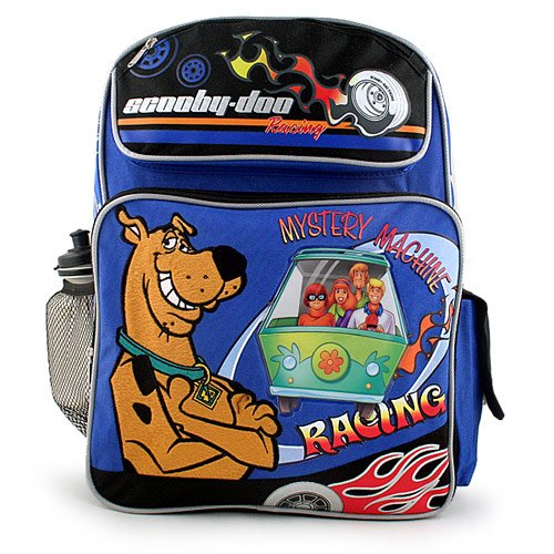 Scooby Doo Full Sized Backpack [Scooby Doo Mystery Machine Racing]
