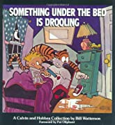 Something Under the Bed Is Drooling by Bill Watterson cover image