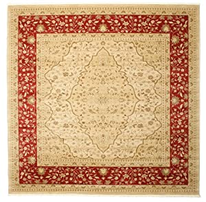Ziegler Nershabad 296x296 carpet Oriental, Square Rug from RugVista
