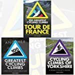Cycling Climbs 3 Books Bundle Simon W...