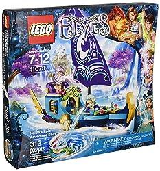 Lego Elves Naida'S Epic Adventure Ship (41073)