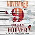 November 9: A Novel Audiobook by Colleen Hoover Narrated by Zachary Webber, Angela Goethals