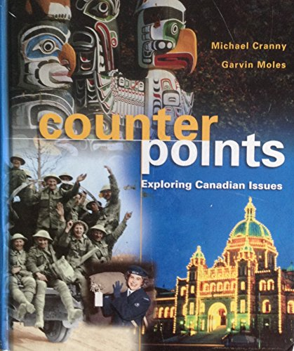 counterpoints exploring canadian issues cranny pdf