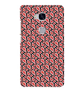 EPICCASE trendy germs Mobile Back Case Cover For Huawei Honor 5X (Designer Case)