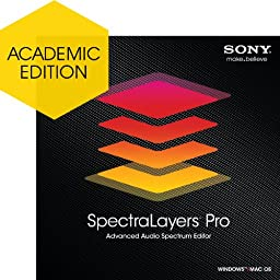 Sony SpectraLayers Pro 2 - Academic Version [Download]