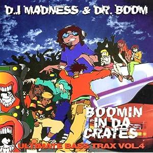 DJ Madness & Dr Boom - Ultimate Bass Trax, Vol. 4 61wOsXoFQwL._SL500_AA300_