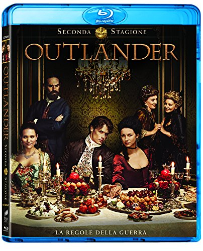 Outlander: Stagione 2 (4 Blu-Ray)