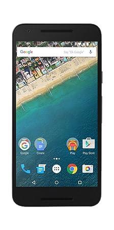 LG Google Nexus 5X ( 32GB, Quartz Blanc ) Versione Européen UK + Adapter 5,2'' , Android 6.0 Marshmallow