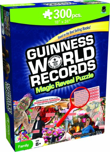 Guinness World Records 300 Piece Puzzle
