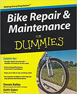 Bike Gears For Dummies Maintenance for Dummies