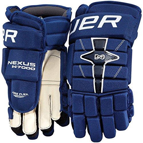 Bauer-Nexus-N7000-Hockey-Gloves-Senior-13-Inch-Black