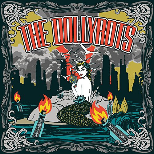 Album Art for Whiplash Splash by Dollyrots