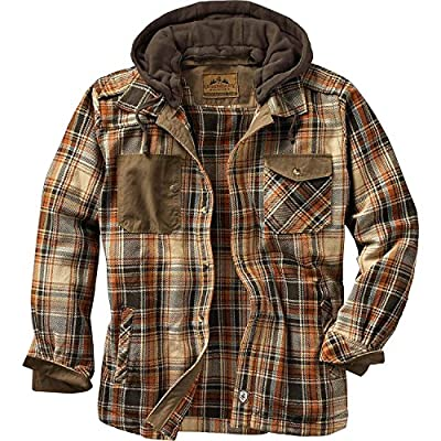 Legendary Whitetails Men's Horizon Hooded Shirt Jac