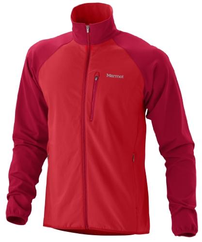 Marmot  Tempo Jacket Cardinal / Fire  X-Large