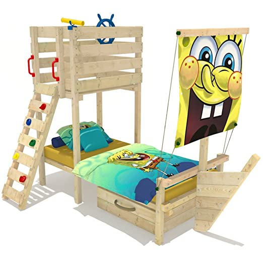 abenteuerbett wickey captain rick k che amp haushalt. Black Bedroom Furniture Sets. Home Design Ideas