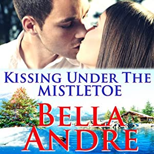 Kissing Under the Mistletoe: A Sullivan Christmas Audiobook