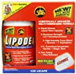 All Stars Lipodex, 120 Licaps 1er Pack (1 x 106 g Dose)