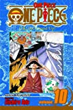 One Piece 10 (Turtleback School & Library Binding Edition) (One Piece (Prebound)) (1417784857) by Oda, Eiichiro