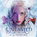 Untamed: Splintered, Book 3.5 Audiobook by A. G. Howard Narrated by Rebecca Gibel