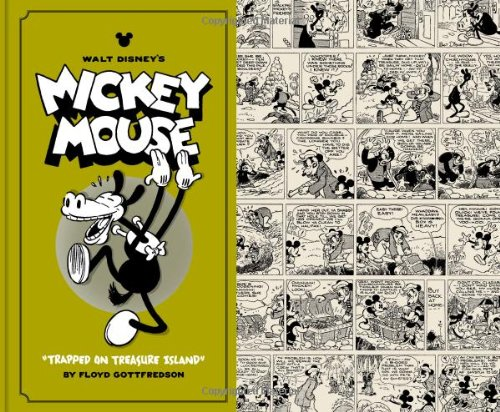 Mickey Mouse, Vol. 2: Trapped on Treasure Island