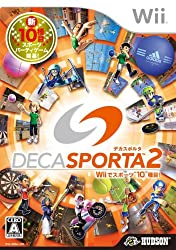 Deca Sporta 2- Wii de Sports 10 Shumoku [Japan Import]