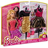 Barbie Mode, Kleider Set, Trend Garderobe Sortiment, BCN75