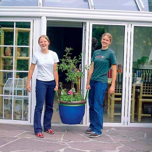 Gärtner Pötschke Kübel-Caddy für Pflanzenkübel