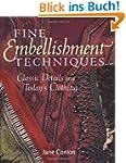 Fine Embellishment Techniques: Classi...