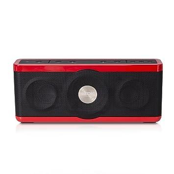 TDK TDK79230 Haut-parleur Bluetooth pour Smartphone/Tablette/Lecteur MP3 Multicolore